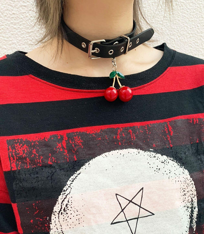 着用カラーBLACK/RED