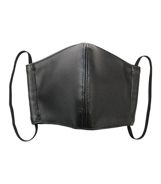 合皮ファッションマスク