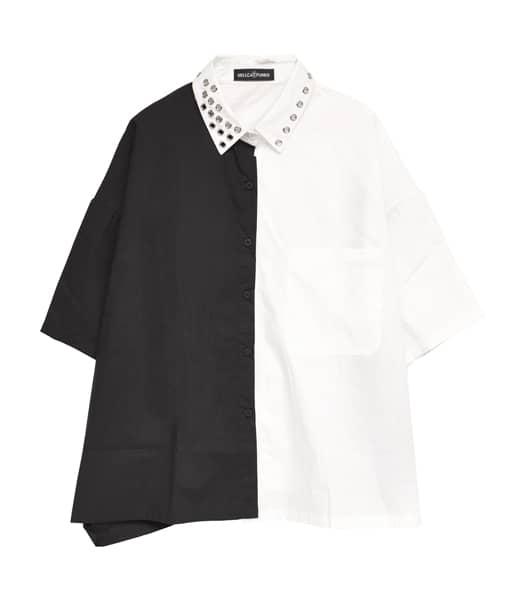 BIG切り替えシャツ