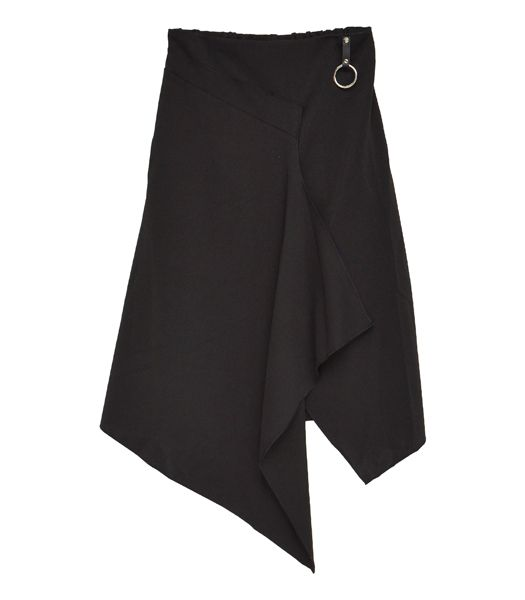 変形スカート