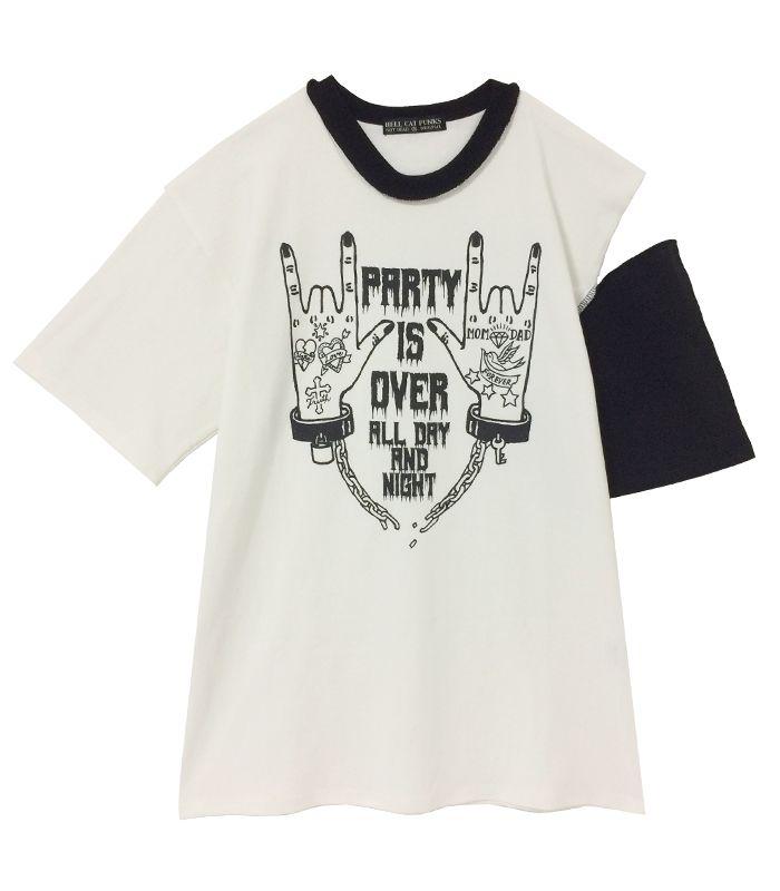 クラッシュTシャツ