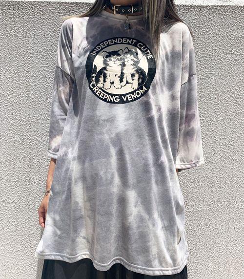 タイダイ染めTシャツ