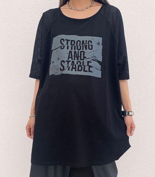 メッシュTシャツ