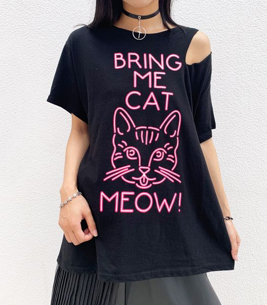 BRING ME CAT MEOW Tシャツ