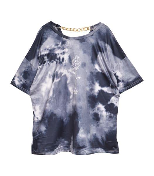 チェーンTシャツ