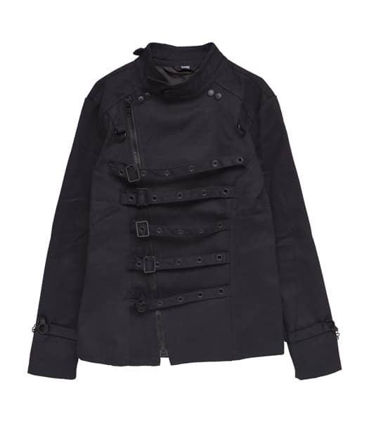 メタルカフジャケット