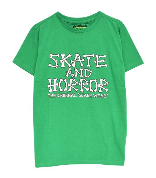 SKATE AND HORROR Tシャツ