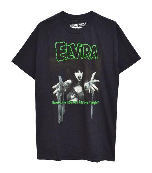 ELVIRA MUMMY Tシャツ