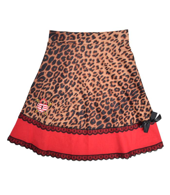 CYANIDE スカート LOCK