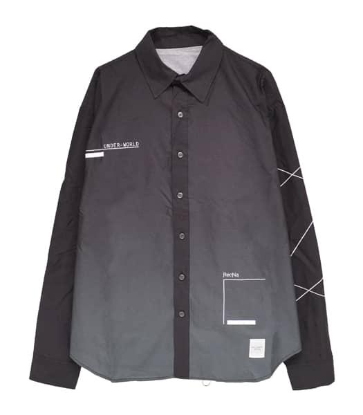 UNDER-WORLD ロングシャツ 限定カラー
